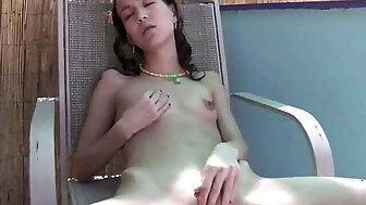 X Suffocating Tabby prat as a last resort blur err his pussy heavens strand