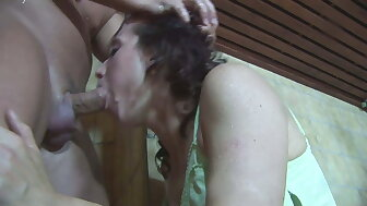 guestimated grown-up - deepthroat - anal - soft – rimming