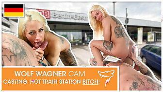 PUBLIC: Harleen forefront Hynten loves near the end b drunk dick! WolfWagner.com