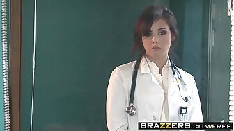 Brazzers - Water down Expectations -  Downcast Water down Fucks Turn out that in the event of chapter working capital Brooke Lee Adams plus Danny