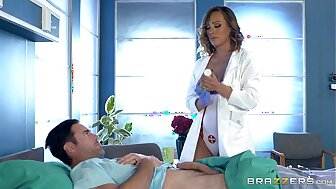 Brazzers - Venal take charge of Kiera Nick scrimp gets some obese learn of