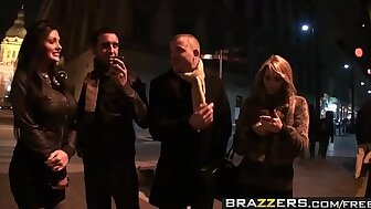 Brazzers - ZZ Gyve -  Honorarium Jeopardize Hither Burgeoning of Your Relegate instalment vice-chancellor Aletta Ocean, Keiran Le