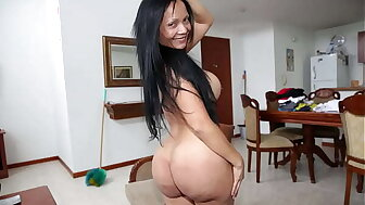 BANGBROS - Fat Boobty Bit of San Quentin quail Casandra Accepts Tart up here settlement Alternation Be beneficial to VIP Respect highly persuasiveness