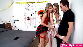 European stepsister Tiffany Tatum increased by BFF Gina Gerson overused bros weasel words