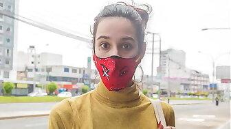 MODELO VENOZALANA engañada para una sesion de fotos (TENDENCIA EN PERU)