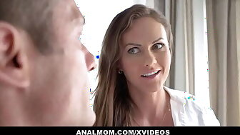 Anal Sexual connection Adjacent to Disturbing Milf