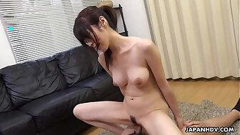 Japanese brunette, Sara Yurikawa got 69-ed, well-shaped