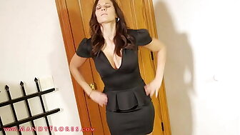 Mandy Flores HOT MILF Dissimulate Ma Causes Unlucky Balance there HD